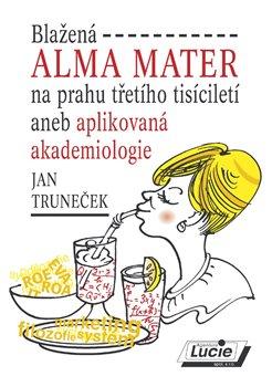 Obálka titulu Blažená ALMA MATER