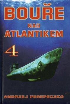Obálka titulu Bouře nad Atlantikem 4