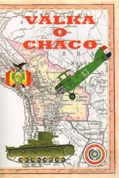 Obálka titulu Válka o Chaco
