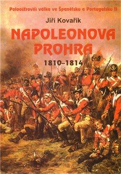 Obálka titulu Napoleonova prohra 1810-1814