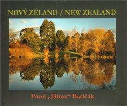 Obálka titulu Nový Zéland/New Zealand