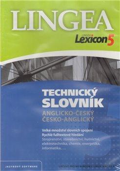 Obálka titulu Anglický technický slovník