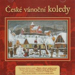 Obálka titulu České vánoční koledy