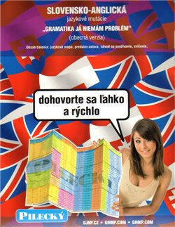 Obálka titulu Jazyková mapa: slovensko-anglická - obecná
