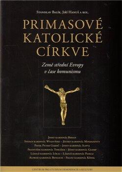 Obálka titulu Primasové katolické církve