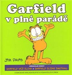 Obálka titulu Garfield v plné parádě