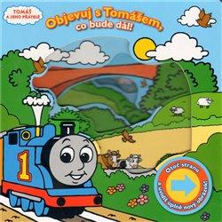 Obálka titulu Tomáš a jeho přátelé - Objevuj s Tomášem