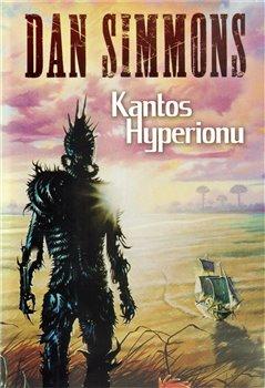 Obálka titulu Kantos Hyperionu