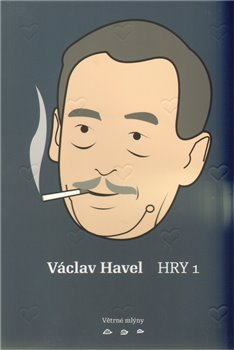 Obálka titulu Václav Havel: Hry 1