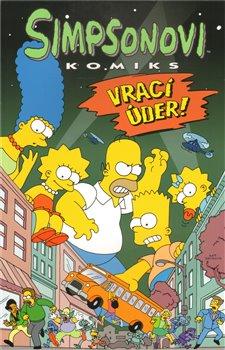 Obálka titulu Simpsonovi vrací úder!