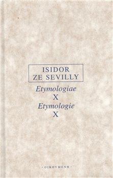 Obálka titulu Etymologie X