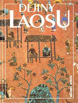 Obálka titulu Dějiny Laosu
