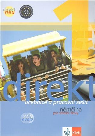 Direkt NEU 1 - učebnice s pracovním sešitem a 2CD