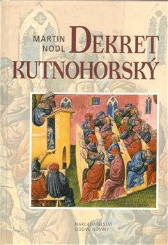 Obálka titulu Dekret kutnohorský