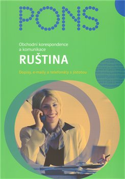 Obálka titulu Ruština - Obchodní korespondence a komunikace