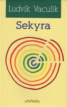 Obálka titulu Sekyra
