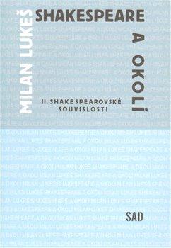 Obálka titulu Shakespeare a okolí