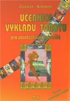 Obálka titulu Učebnice výkladu tarotu