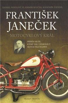 Obálka titulu František Janeček-motocyklový král