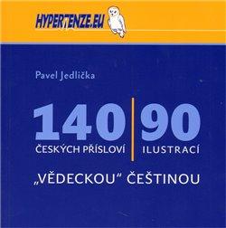 Obálka titulu 140 českých přísloví
