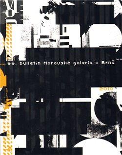 Obálka titulu 66. Bulletin Moravské galerie v Brně (2010)
