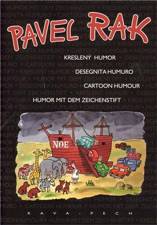 Kreslený humor - Pavel Rak   Booksquad.ink