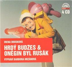Obálka titulu Hrdý Budžes & Oněgin byl Rusák