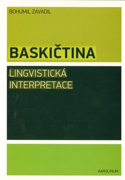 Obálka titulu Baskičtina