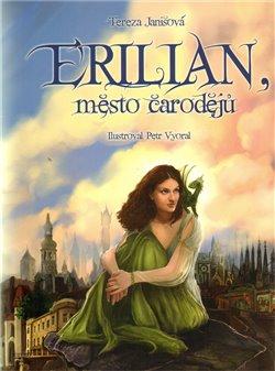 Obálka titulu Erilian - Město čarodějů