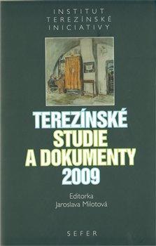 Obálka titulu Terezínské studie a dokumenty 2009