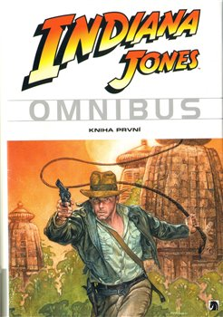 Obálka titulu Indiana Jones