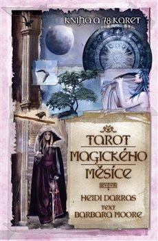 Obálka titulu Tarot magického měsíce
