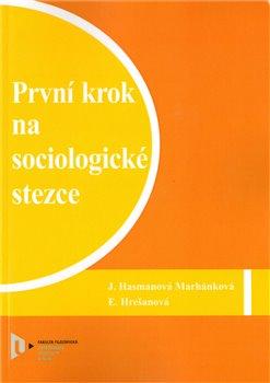 Obálka titulu První krok na sociologické stezce
