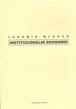Obálka titulu Institucionální ekonomie