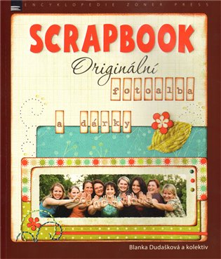 Scrapbook - Blanka Dudašková   Booksquad.ink