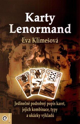 Karty Lenormand - Eva Klimešová   Booksquad.ink