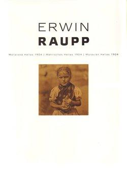 Obálka titulu Erwin Raupp - Moravská Hellas 1904 / Mährisches Hellas 1904 / Moravian Hellas 1904