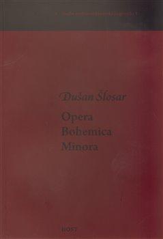 Obálka titulu Opera Bohemica Minora