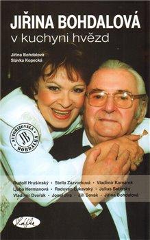 Obálka titulu Jiřina Bohdalová v kuchyni hvězd