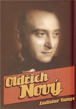Obálka titulu Oldřich Nový
