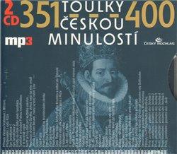 Obálka titulu Toulky českou minulostí 351-400