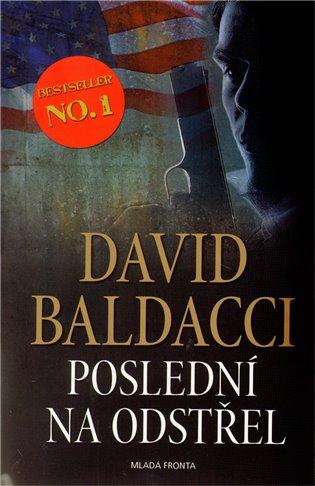 Poslední na odstřel - David Baldacci | Booksquad.ink