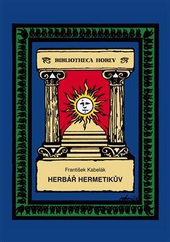 Obálka titulu Herbář hermetikův