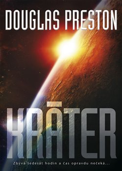 Obálka titulu Kráter