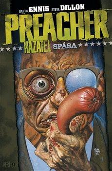 Obálka titulu Preacher 7.-Spása