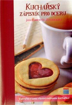 Obálka titulu Kuchařský zápisník pro dceru