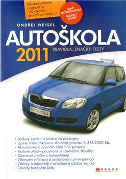 Obálka titulu Autoškola 2011