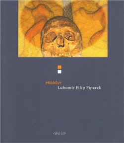 Obálka titulu Předěly aneb Básně egyptské, irské a kroměřížské