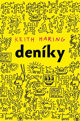 Deníky - Keith Haring   Booksquad.ink