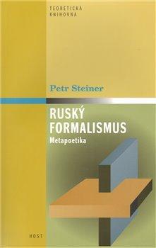 Obálka titulu Ruský formalismus